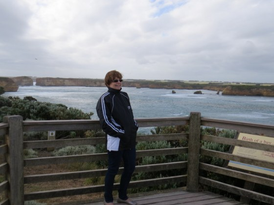 Me at The Bay of Islands